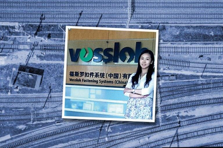Avy Sun Chunxia and Brandon Van Dyk – International careers at Vossloh