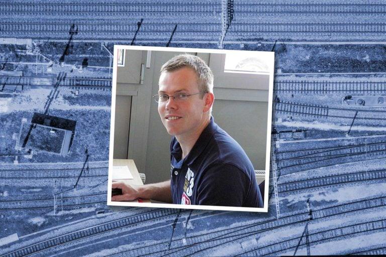 Heiko Czarnecki – Entwicklungsingenieur bei Vossloh Rail Services