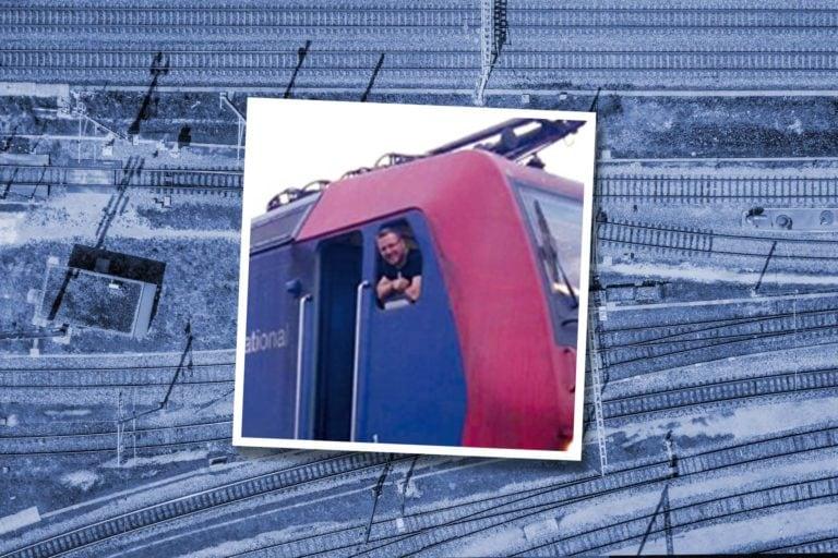 Patrick Sander – Azubi zum Eisenbahner im Betriebsdienst, Fachrichtung Lokführer und Transport bei SBB Cargo Internat.