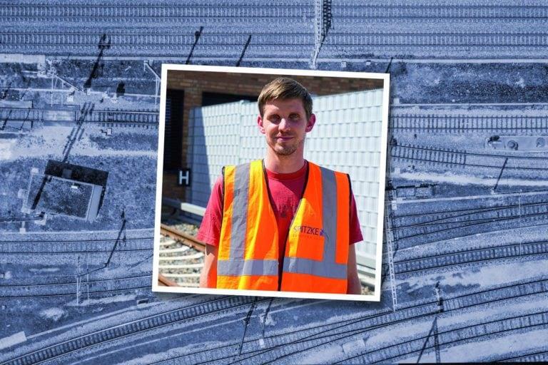 Stephan Radecker – Bauleiter/Messingenieur bei der SPITZKE SE