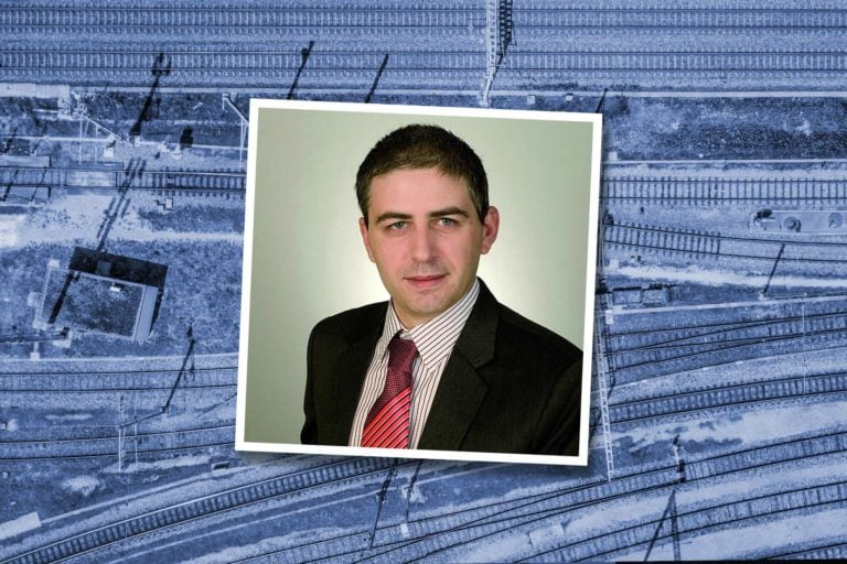 Markus Fankhauser – Technischer Leiter bei Molinari Rail Austria GmbH
