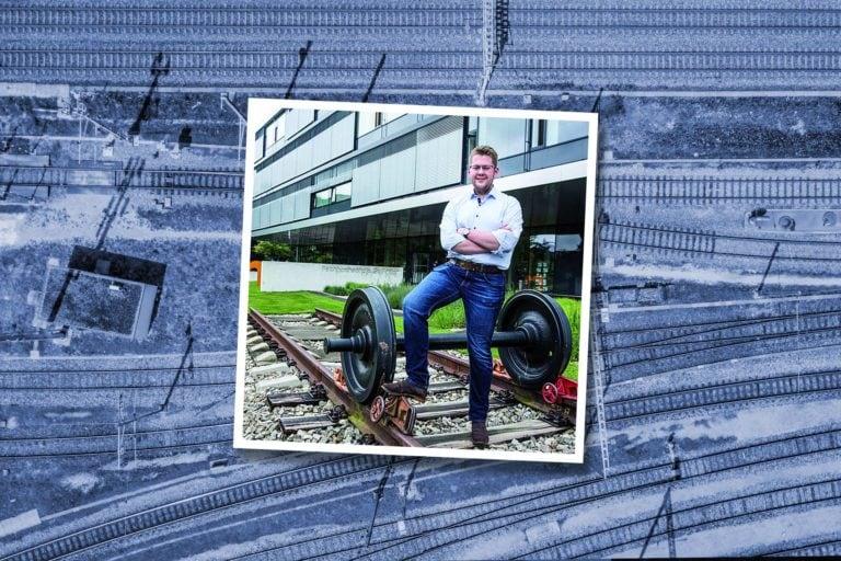 Jens Heeren – Inbetriebnahmesteurer bei der DB Netz AG in Hannover und Absolvent der Fachhochschule St. Pölten